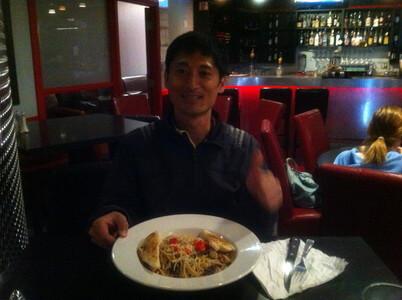 イエローナイフのレストラン
