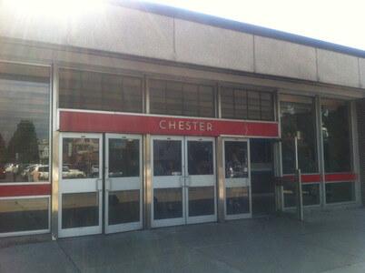 トロントのChester駅