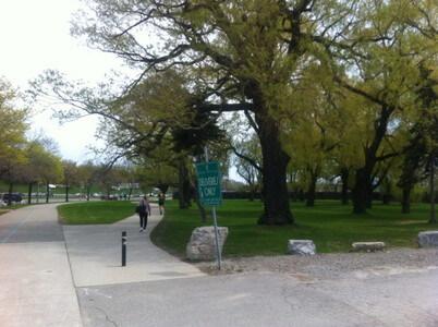 トロントの公園