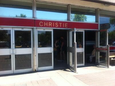 トロントのChristie駅