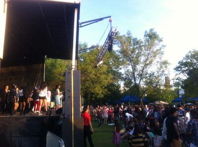 トロントのコリアンフェスティバル