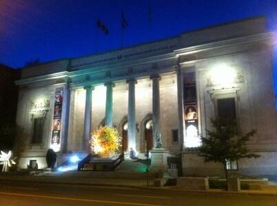 モントリオール美術館の旧館