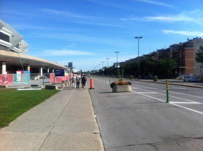 モントリオールのオリンピック公園