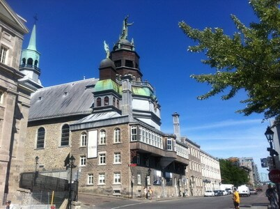 ノートルダム・ド・ボンスクール 教会