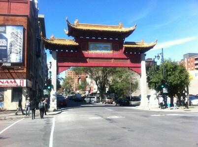 モントリオールの中華街