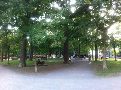 サン・ルイ広場