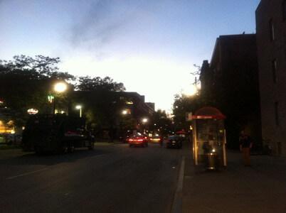 モントリオールの夜