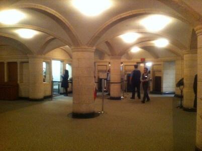 国会議事堂の無料ツアー