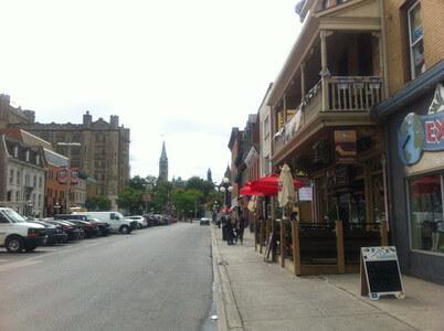 サセックスストリート