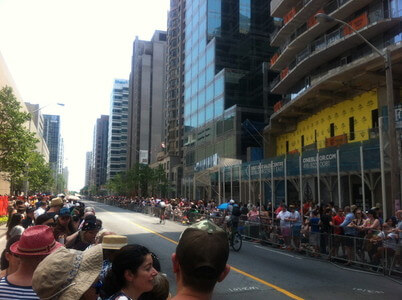 トロントのプライドパレード