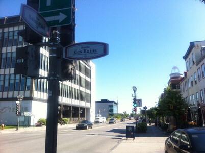 St Andre通り