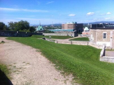 ケベックの歩兵公園