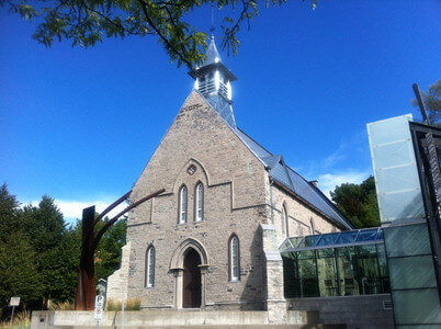 レヴィの教会