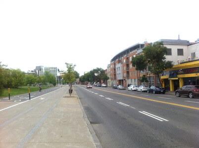St-Paul通り