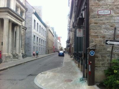 Sault-au-Matelot通り