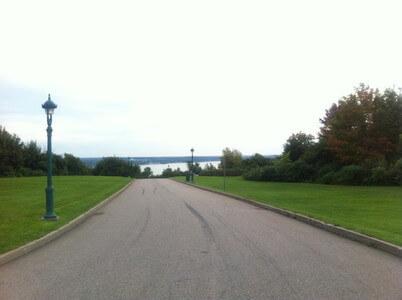 ケベックの戦場公園