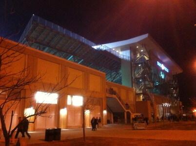 トロントのサッカースタジアム