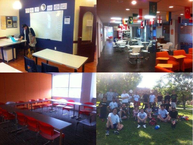 トロントで無料&格安の英語学校