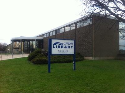 トロントの図書館