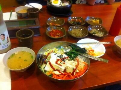 トロントの韓国料理店