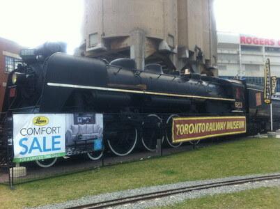 トロント鉄道博物館