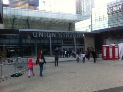 トロントのユニオン駅