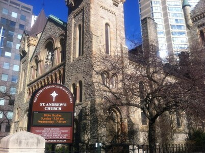 トロントの教会