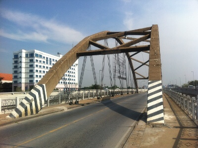 アユタヤの橋