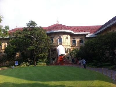 バンコクのウィマーンメーク宮殿