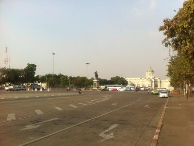 タイの旧国会議事堂