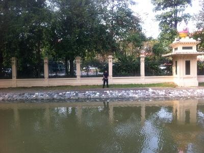 バンコクのチットラダー宮殿