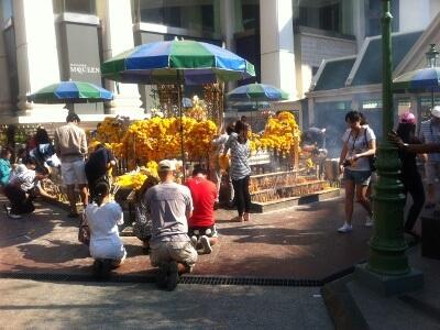 バンコクのサヤームスクエア