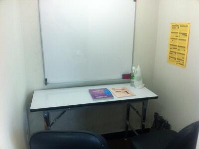 英会話学校TLSの教室