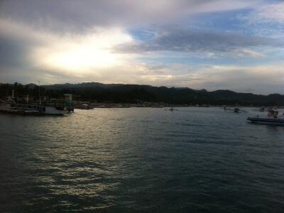 ボラカイ島行きフェリー