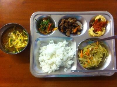CIAの韓国料理