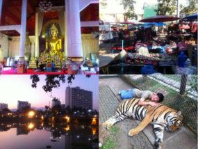 タイのチェンマイ