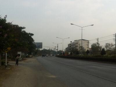 チェンマイのニマンヘミン通り