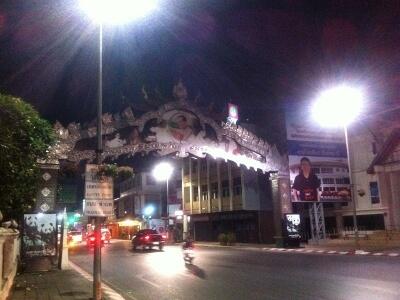 チェンマイのナワラット橋
