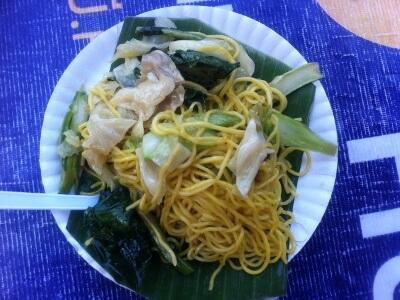 チェンマイの食べ物