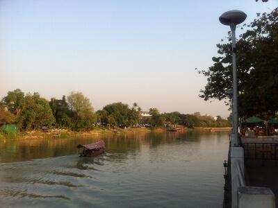 チェンマイのピン川