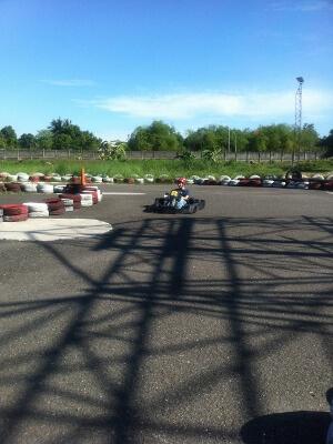 アンヘレスのカートレース場
