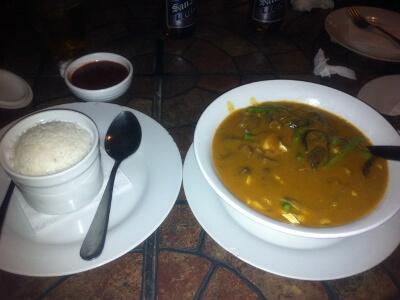 フィリピン料理レストラン