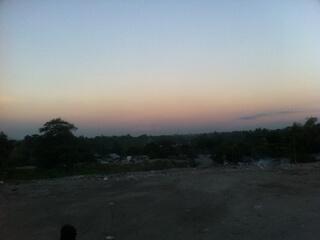 フィリピン人の村