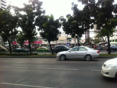 バンコクのThailand Cultural centre駅