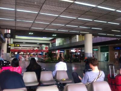 バンコクのドン・ムアン空港