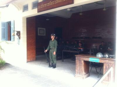 タイの王宮