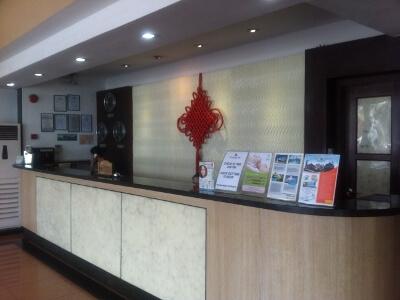 セブ島のオーチャードホテル