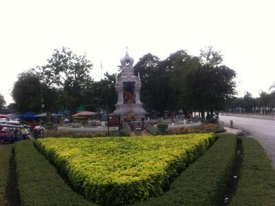 バンコクのカオサン地区