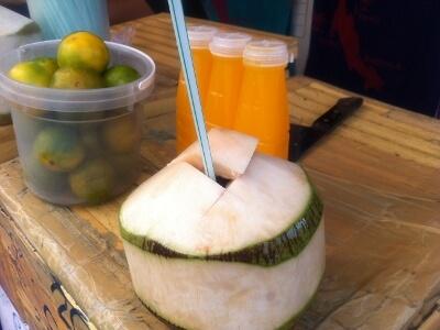 パタヤ―の飲み物