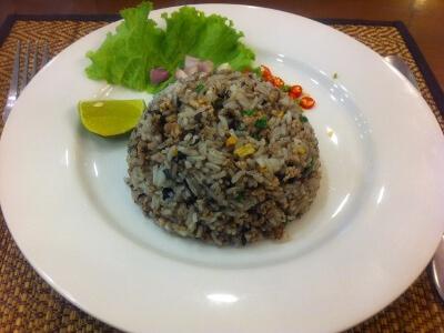 パタヤ―の食べ物